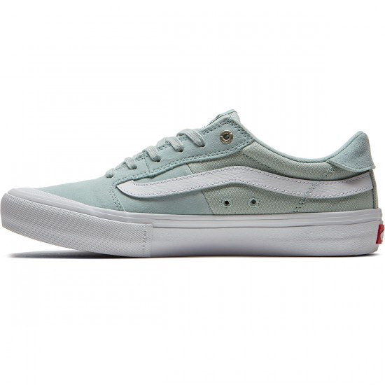 Vans Style 112 Pro Shoes - Harbor Gray/White - 8.0