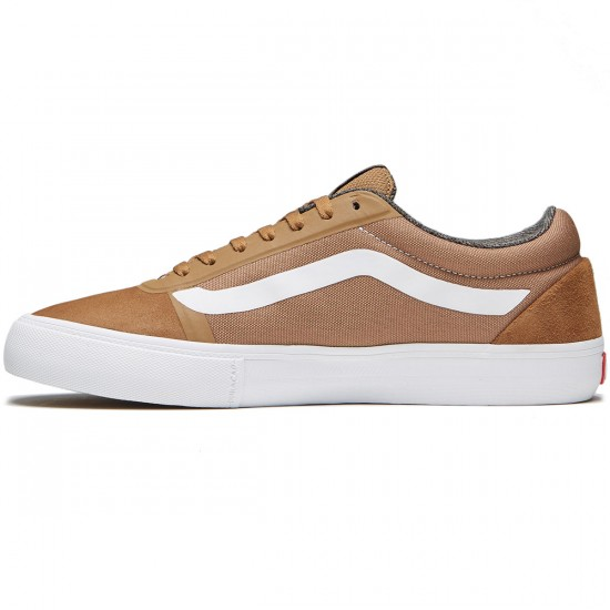 Vans AV RapidWeld Pro Shoes - Ermine/Black - 8.5