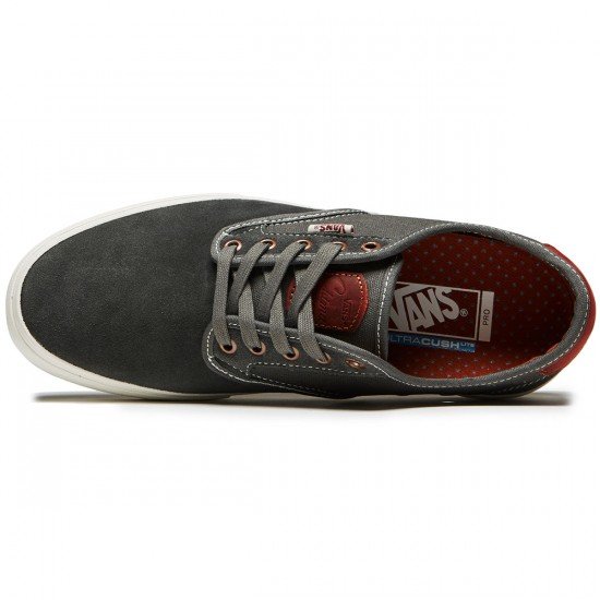 Vans Chima Ferguson Pro Shoes - Gunmetal/Burnt Henna - 8.0