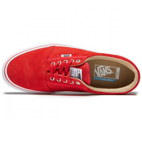 Vans Rowley Solos Shoes - Racing Red - 8.0