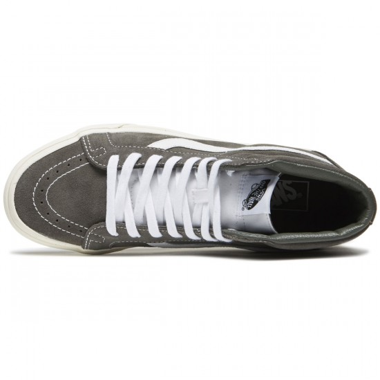 Vans SK8-Hi Reissue Shoes - Retro Sport/Gunmetal - 8.0