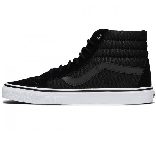 Vans SK8-Hi Reissue Shoes - Reflective Black - 8.0