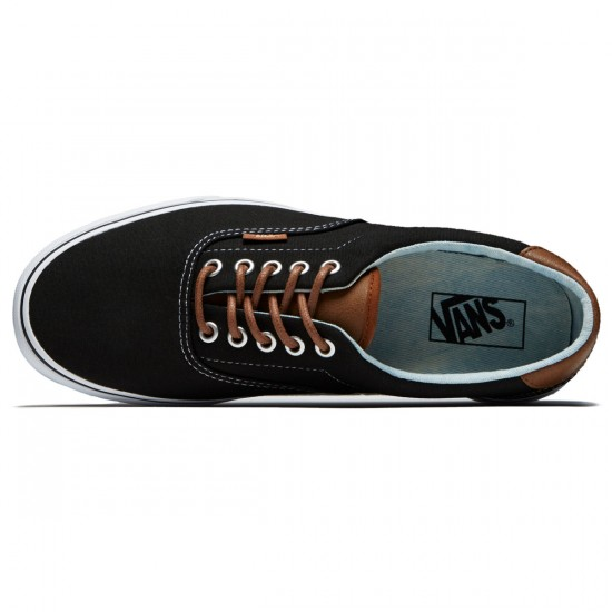 Vans Era 59 Shoes - Black/Acid Denim - 8.0