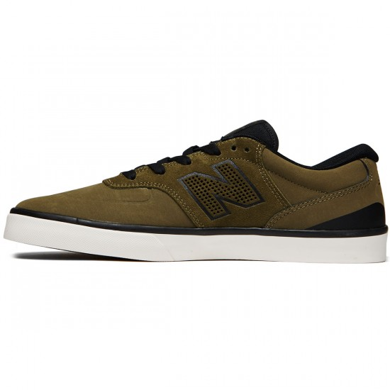 New Balance Arto 358 Shoes - Military Green/Black - 8.0