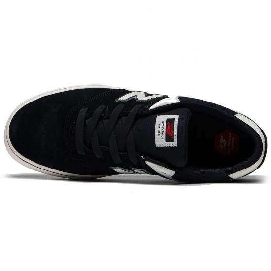 New Balance Quincy 254 Shoes - Black/Sea Salt - 8.0
