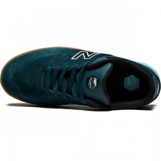 New Balance Numeric 533 V2 Shoes - Forest/Black - 8.0