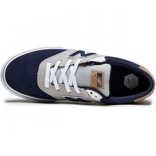 New Balance Quincy 254 Shoes - Navy/Grey - 8.0