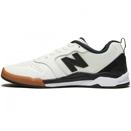 New Balance Numeric 868 Shoes - Sea Salt/Black - 8.0