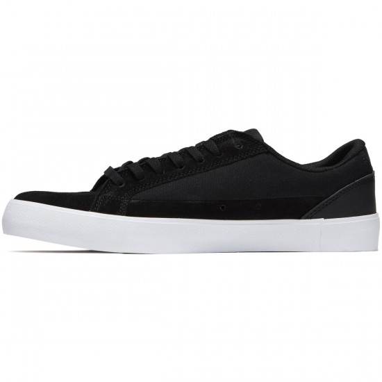 DC Lynnfield S Shoes - Black/White - 10.0