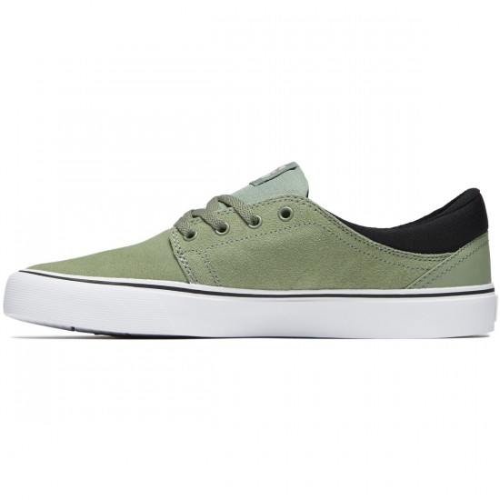 DC Trase S Shoes - Olive - 8.0