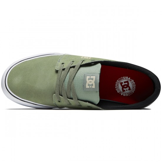 DC Trase S Shoes - Olive