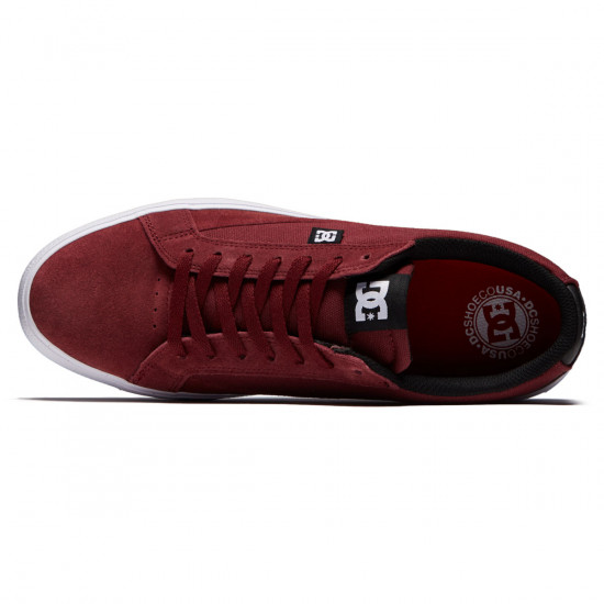 DC Lynnfield S Shoes - Burgundy - 8.0