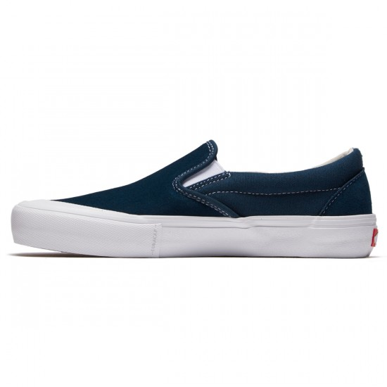 Vans Slip-On Pro Shoes - Reflecting Pond - 8.0