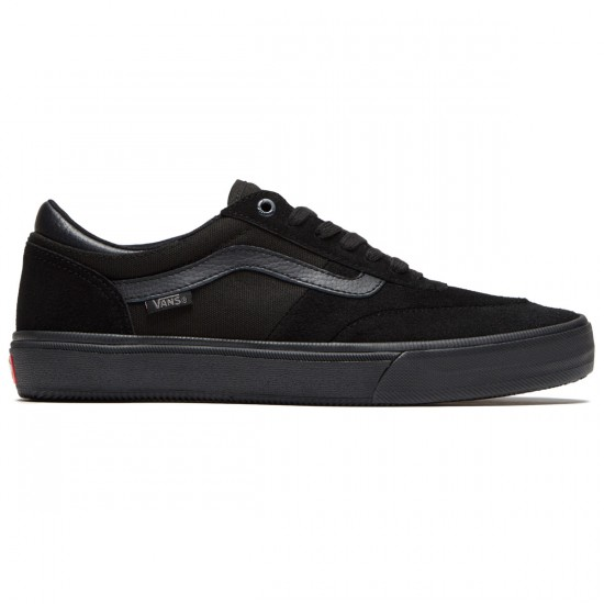 Vans Gilbert Crockett Pro 2 Shoes - Blackout - 8.0