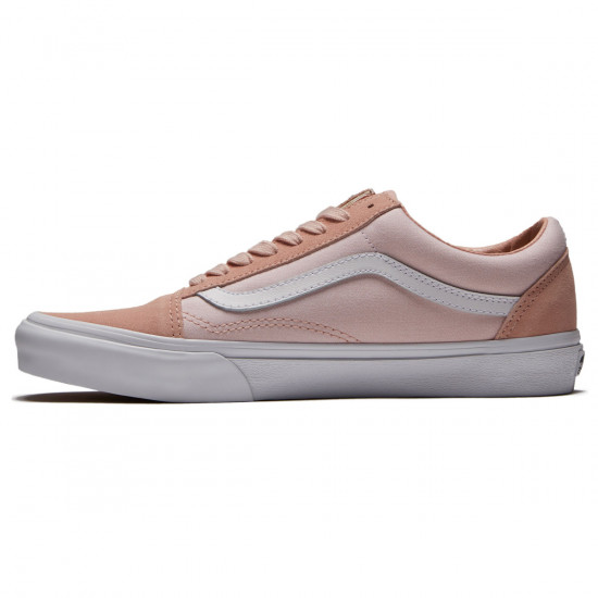 Vans Old Skool Shoes - Evening Sand/True White - 8.0