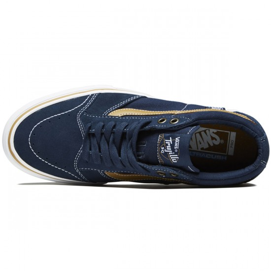 Vans TNT SG Shoes - Dress Blues/Metal Bronze - 8.0