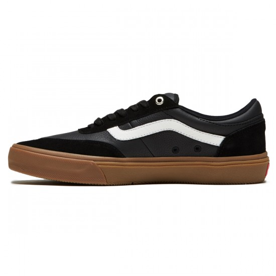 Vans Gilbert Crockett Pro 2 Shoes - Black/White/Gum - 8.0