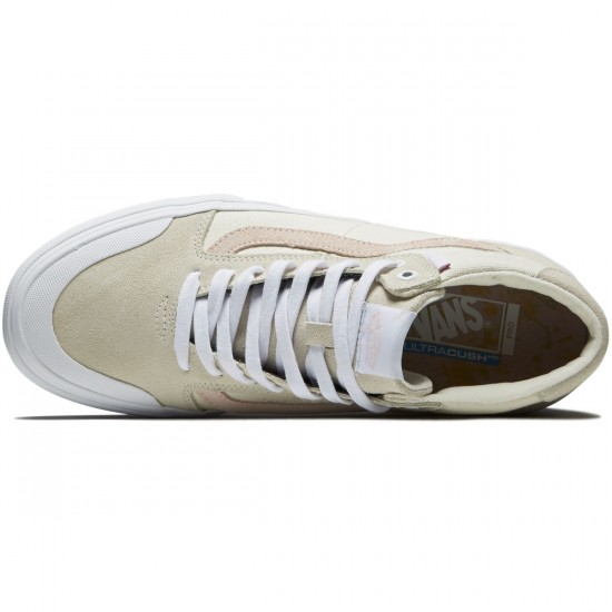 Vans Style 112 Mid Pro Shoes - Danlu Birch/Pearl - 8.0