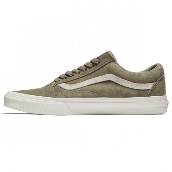 Vans Old Skool Shoes - Fallen Rock/Blanc de Blanc - 8.0