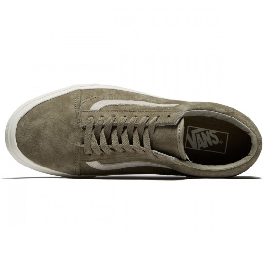 Vans Old Skool Shoes - Fallen Rock/Blanc de Blanc