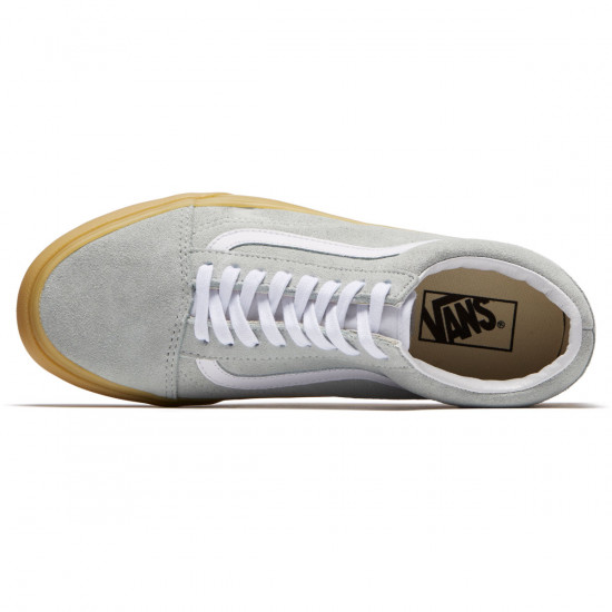 Vans Old Skool Shoes - Metal - 8.0