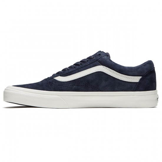 Vans Old Skool Shoes - Parisian Night/Blanc de Blanc