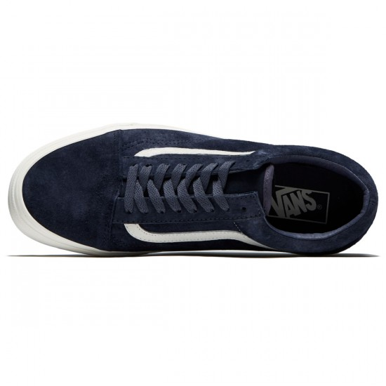 Vans Old Skool Shoes - Parisian Night/Blanc de Blanc - 8.0
