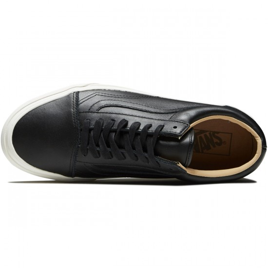 Vans Old Skool Shoes - Black/Porcini - 8.0