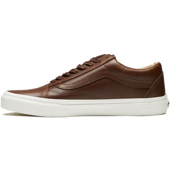 Vans Old Skool Shoes - Shaved Chocolate/Porcini
