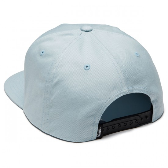 Vans Full Patch Snapback Hat - Baby Blue