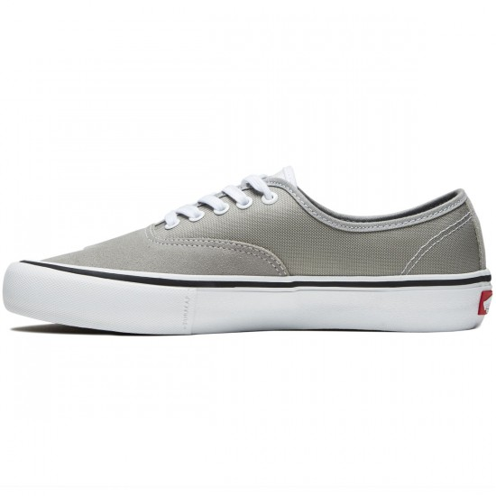 Vans Authentic Pro Shoes - Drizzle/White - 8.5