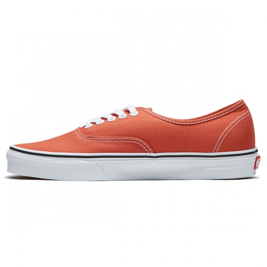 Vans Original Authentic Shoes - Autumn Glaze/True White