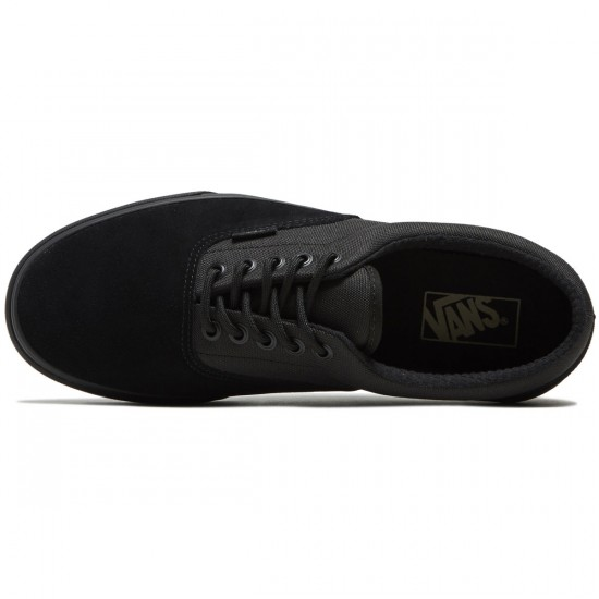 Vans Era Shoes - Military Black - 8.5
