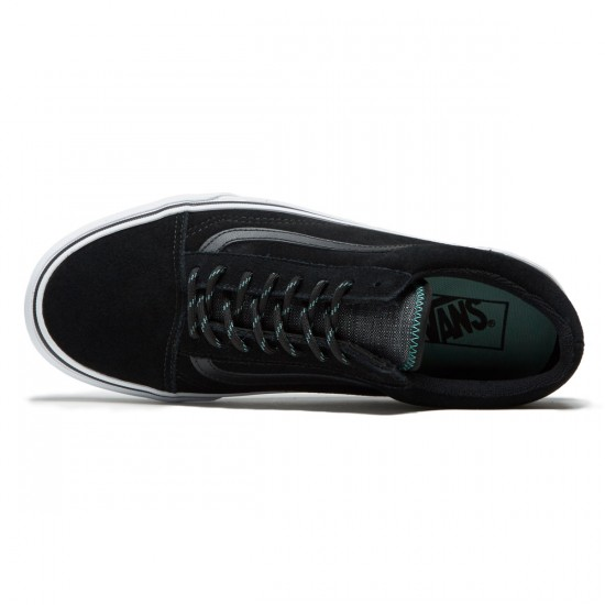 Vans Old Skool Shoes - Black/Wasabi