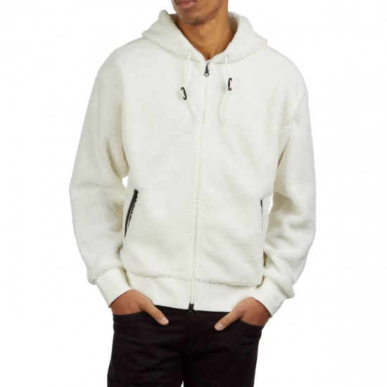 recognized brands designer fashion great prices Nike SB Sherpa Hoodie - Sail/Black