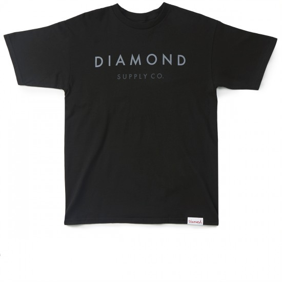 Diamond Supply Co. Yacht Type T-Shirt - Black