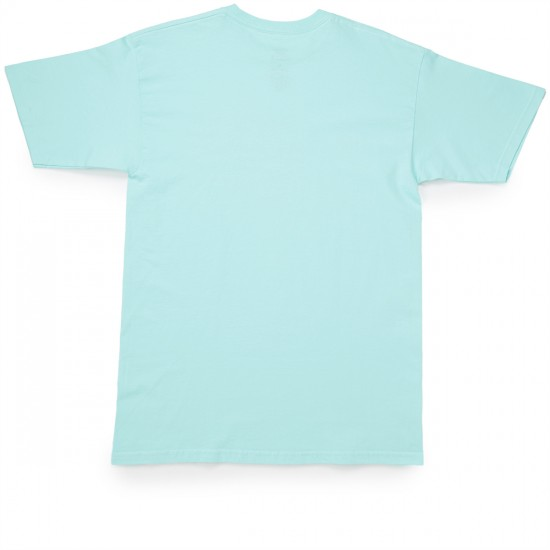 Diamond Supply Co. Diamond Blocks T-Shirt - Diamond Blue