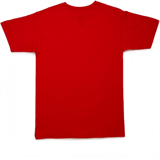 Diamond Supply Co. Boxed In T-Shirt - Red