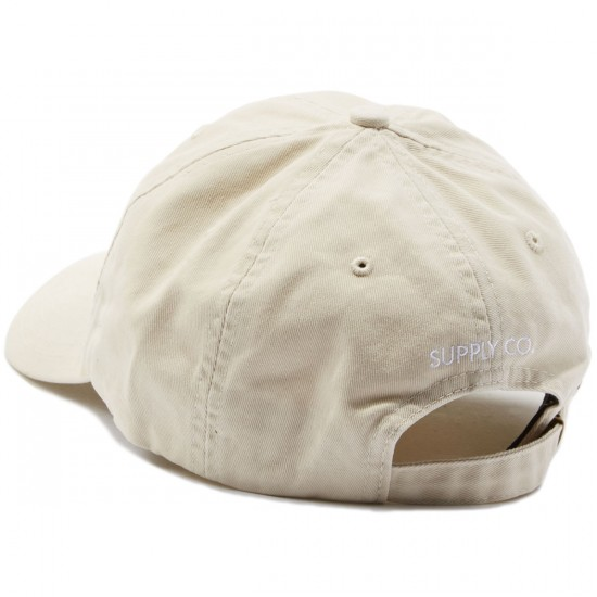 Diamond Supply Co. Diamond Sports Strapback Hat - Tan