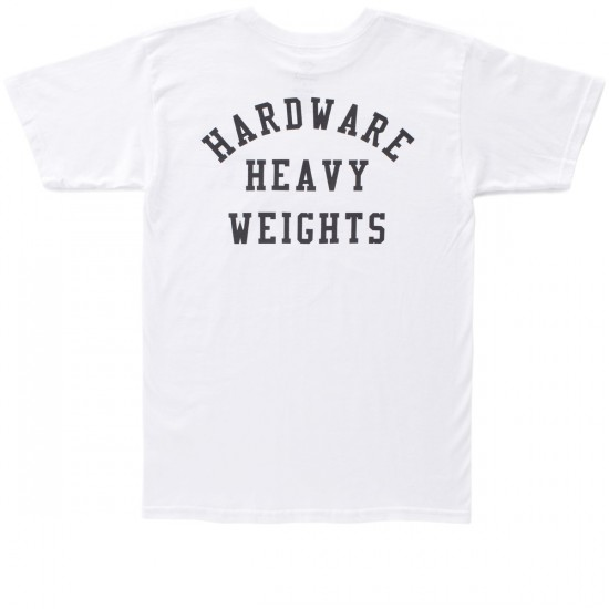 Diamond Supply Co. Un Polo Heavyweights T-Shirt - White