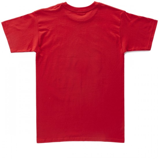 Diamond Supply Co. Knockout T-Shirt - Red