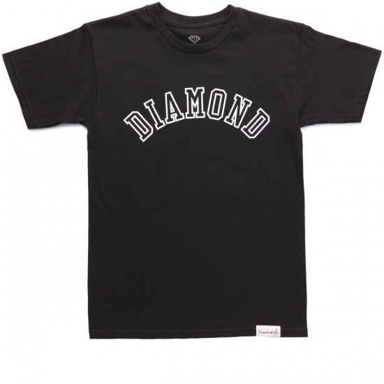 Diamond Supply Co. Diamond Arch T-Shirt - Black