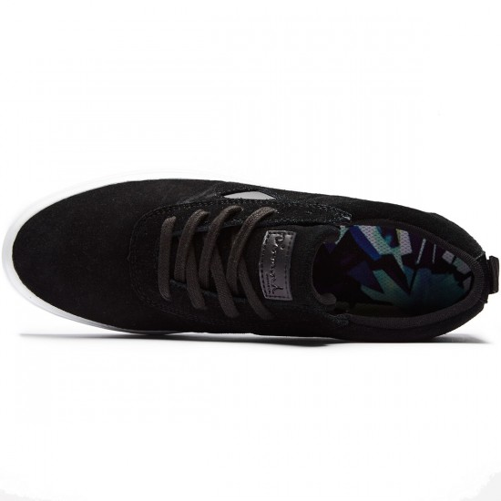 Diamond Supply Co. Icon Shoes - Black Suede - 8.0