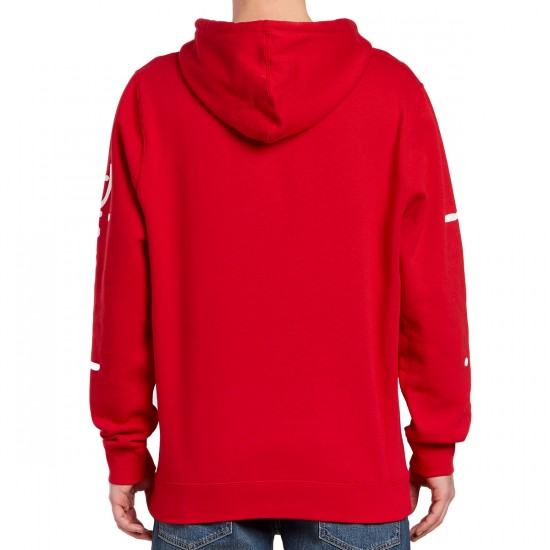 Diamond Supply Co. Incline Hoodie - Red