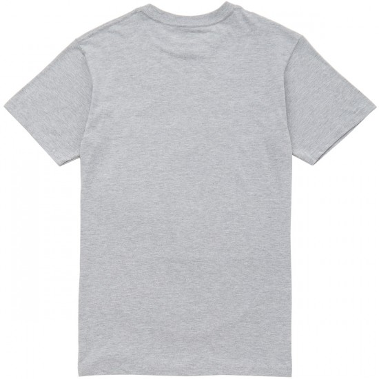 Diamond Supply Co. Diamond Are Forever T-Shirt - Heather Grey