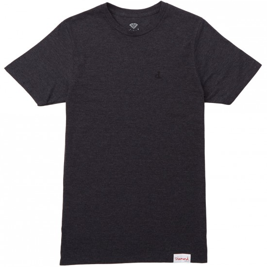 Diamond Supply Co. Micro Un Polo T-Shirt - Black