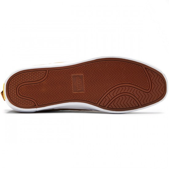 Diamond Supply Co. Icon Shoes - Light Brown Suede - 8.5