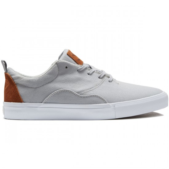 Diamond Supply Co. Lafayette Shoes - Grey Canvas - 8.0