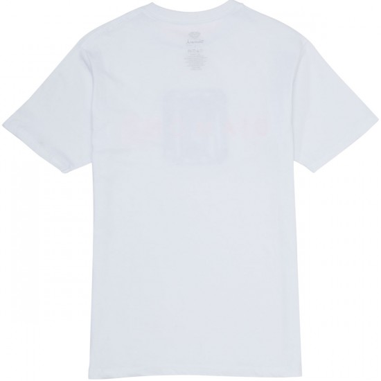 Diamond Supply Co. Emerald Cut T-Shirt - White