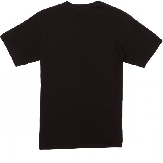 Diamond Supply Co. Emerald Cut T-Shirt - Black/Blue